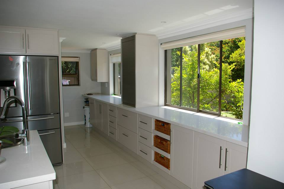 Sherwood Kitchens white