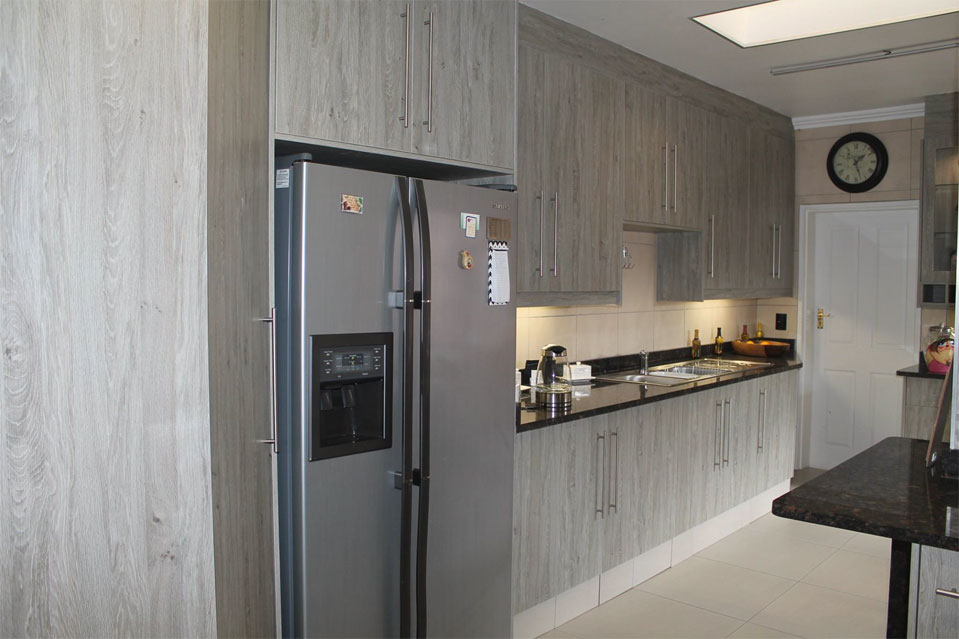 Sherwood Kitchens grey