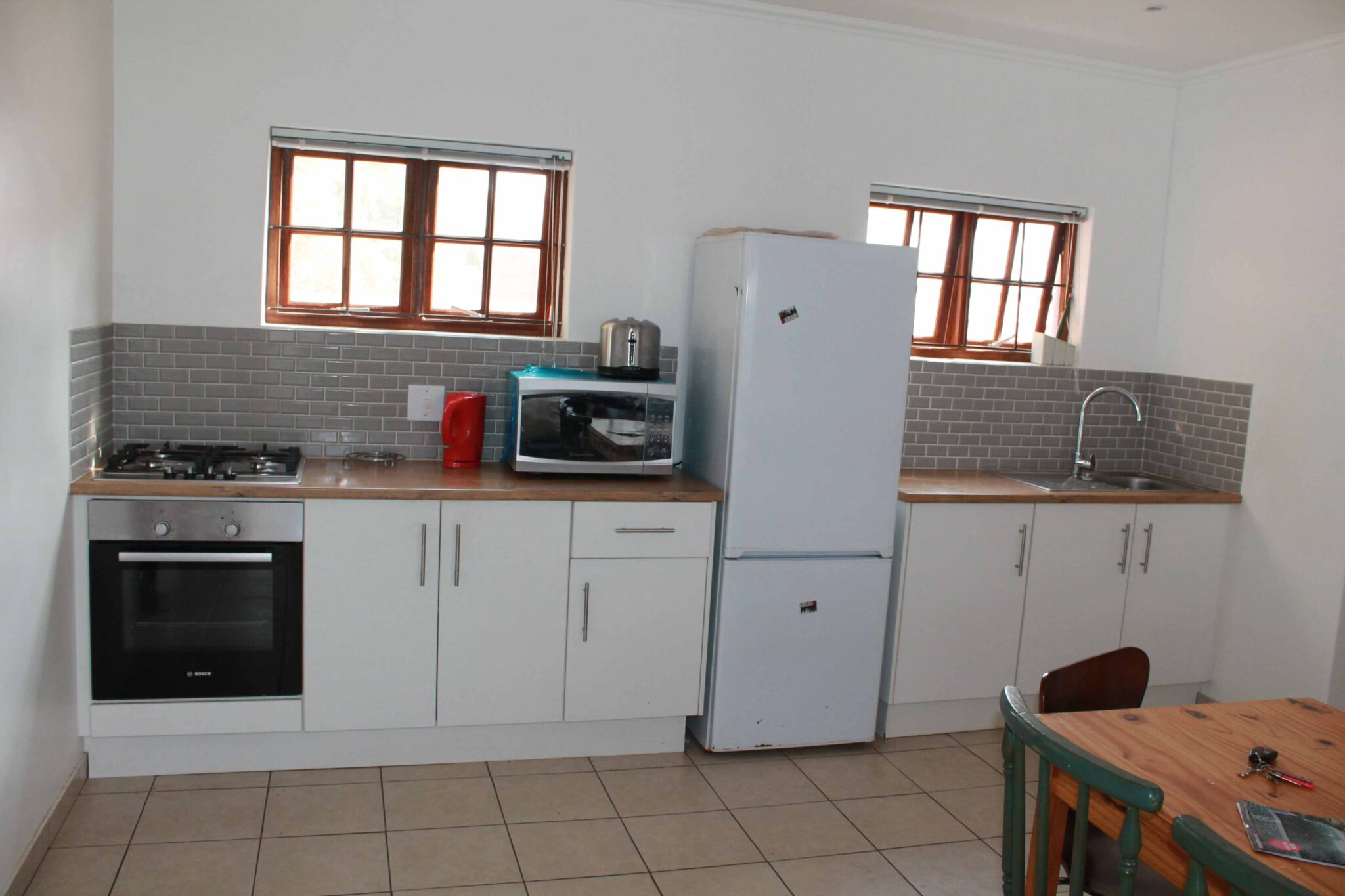 Project with Enviro Homes in Parkwood, Johannesburg 6